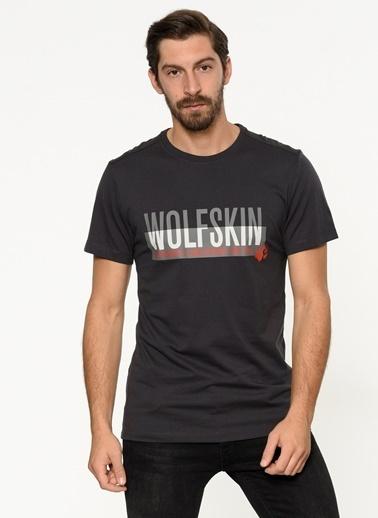 Jack Wolfskin Tişört Renkli
